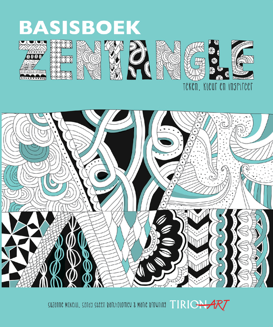 Basisboek Zentangle