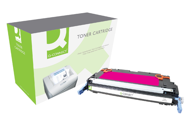 Q-Connect tonercartridges voor Canon printers 711 rood