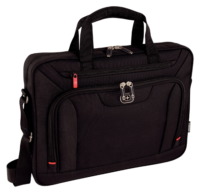 Laptoptas Wenger Index 16inch zwart