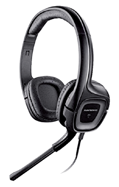 headset plantronics audio 355