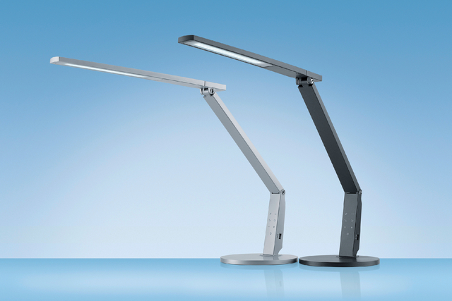 Bureaulamp Hansa led Vario Plus antraciet