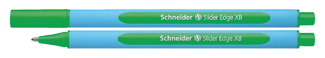 balpen schneider slider edge groen extra breed