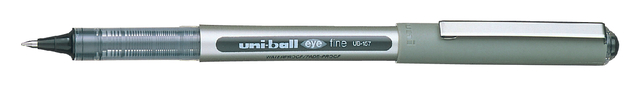 rollerpen Uni-Ball EyeFine zwart 0.7mm