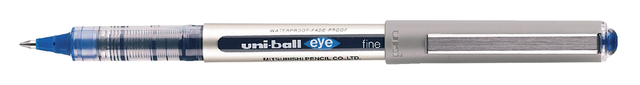 rollerpen Uni-Ball EyeFine blauw 0.7mm