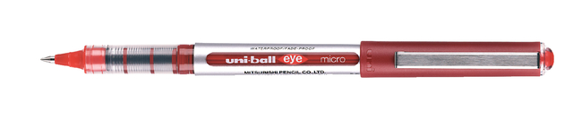 rolLERPEN Uni-Ball EYE MICRO 0.5mm ROOD