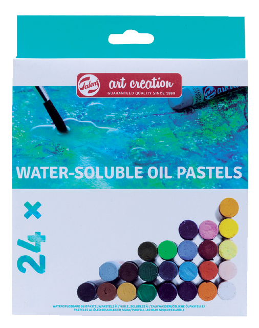 ,Oliepastels Talens Art Creation assorti