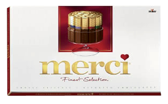 Merci Finest selection 400gr