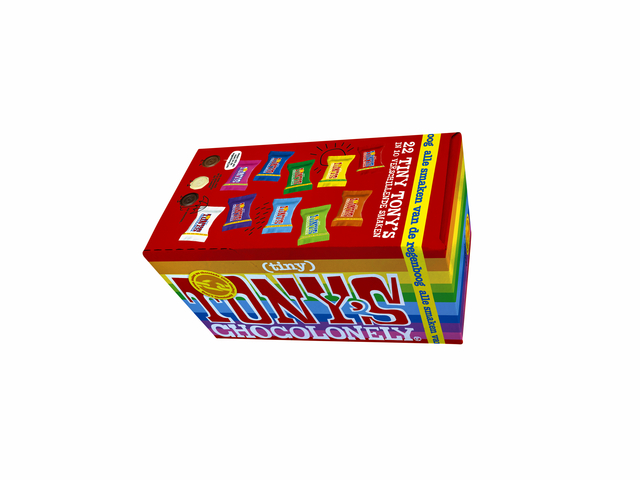 tony chocolonely tiny mix 200gr