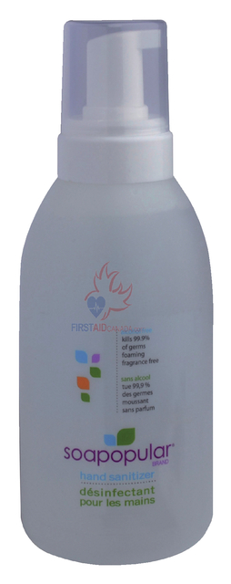 Handdesinfectie Sanitizer Foam Soapopular 550Ml