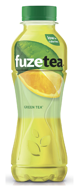 fuze tea fuzetea green